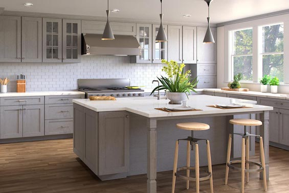 Kitchen-nova-light-grey-shaker