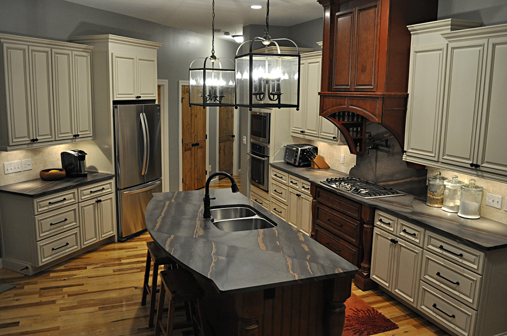 Lenox Country Linen Custom, Country Linen Cabinets